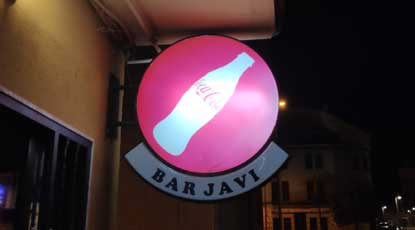 Cafe Bar Javi